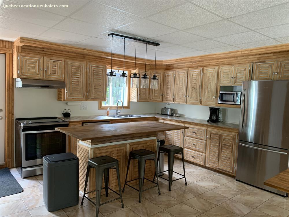 cottage rental Estrie/Cantons-de-l'est, Lac-Mégantic (pic-5)