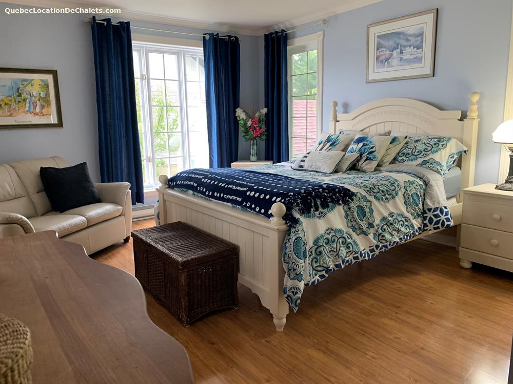 cottage rental Mauricie, Lac-aux-Sables (pic-7)