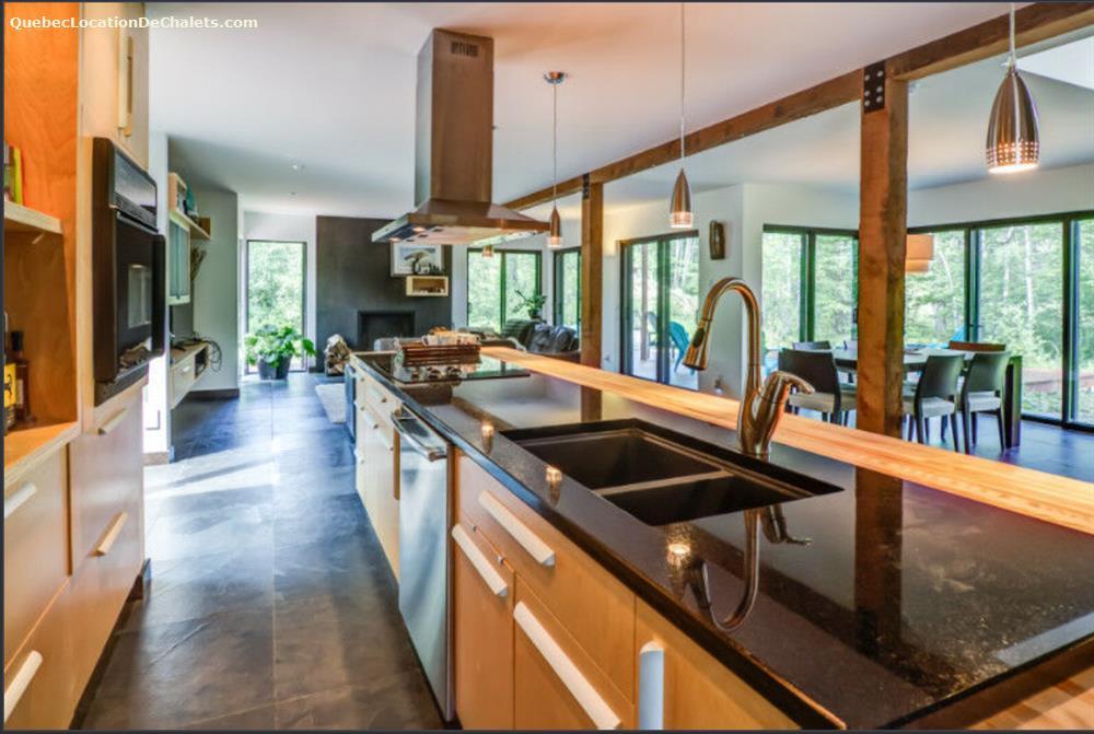 cottage rental Saguenay-Lac-St-Jean, L'Anse-Saint-Jean (pic-5)