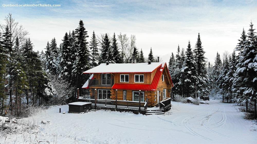 cottage rental Québec, Lac-Sergent (pic-8)