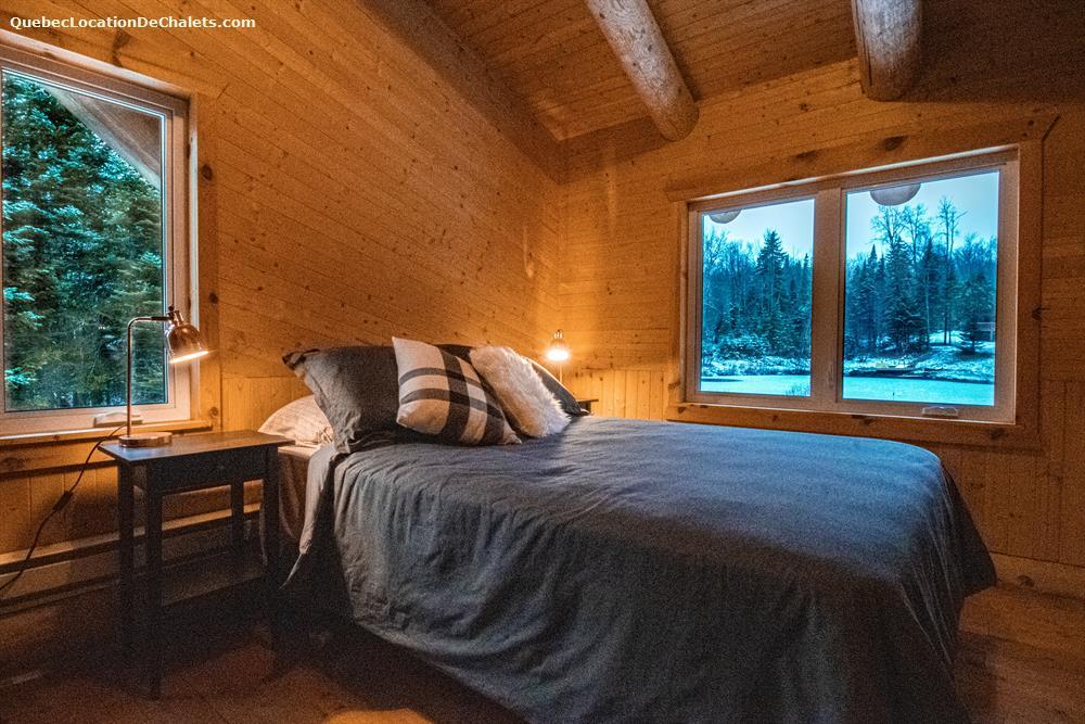 cottage rental Québec, Lac-Sergent (pic-7)
