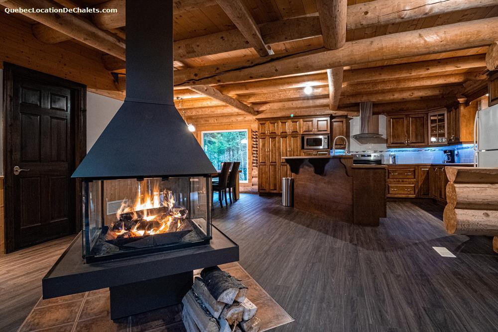 cottage rental Québec, Lac-Sergent (pic-1)
