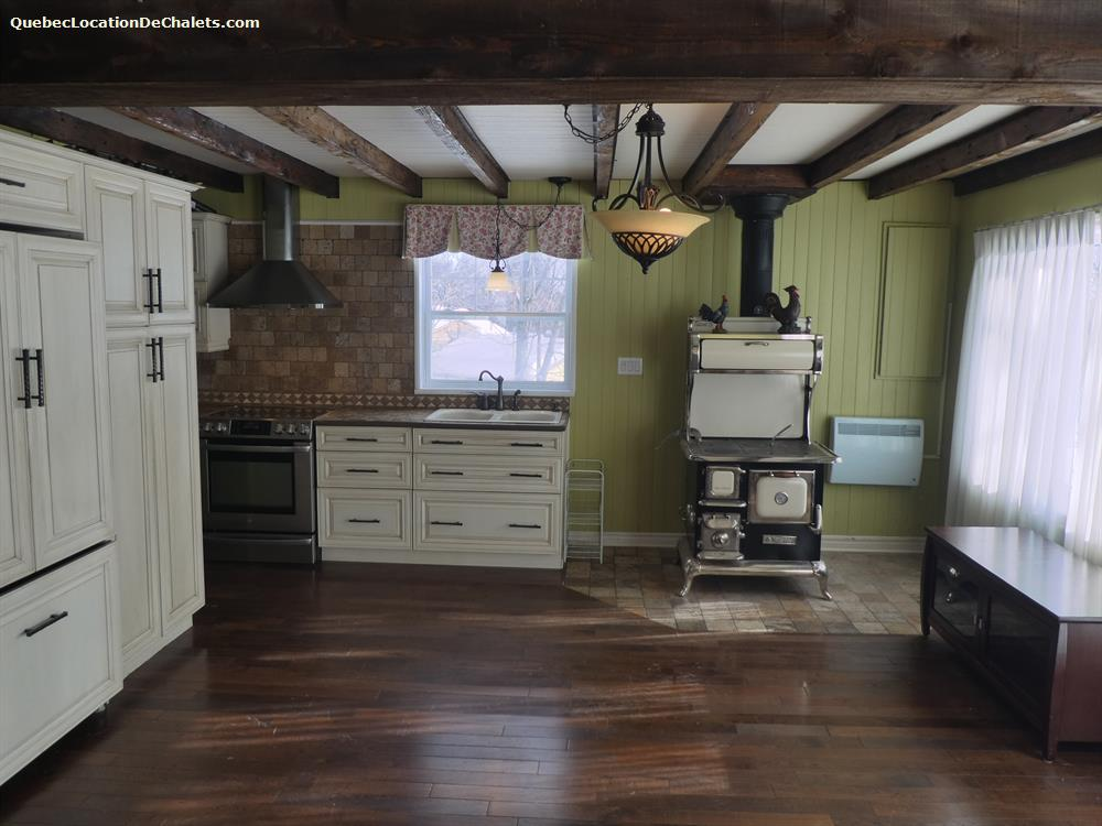 cottage rental Lanaudière, Rawdon (pic-3)