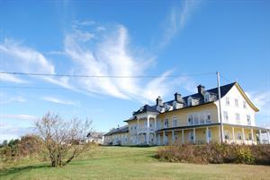 chalet à louer bord de l'eau Rivière-Ouelle, Bas Saint-Laurent