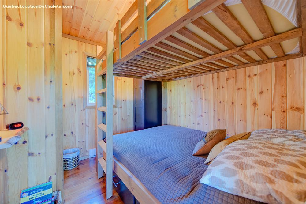 cottage rental Bas Saint-Laurent, Pohénégamook (pic-11)