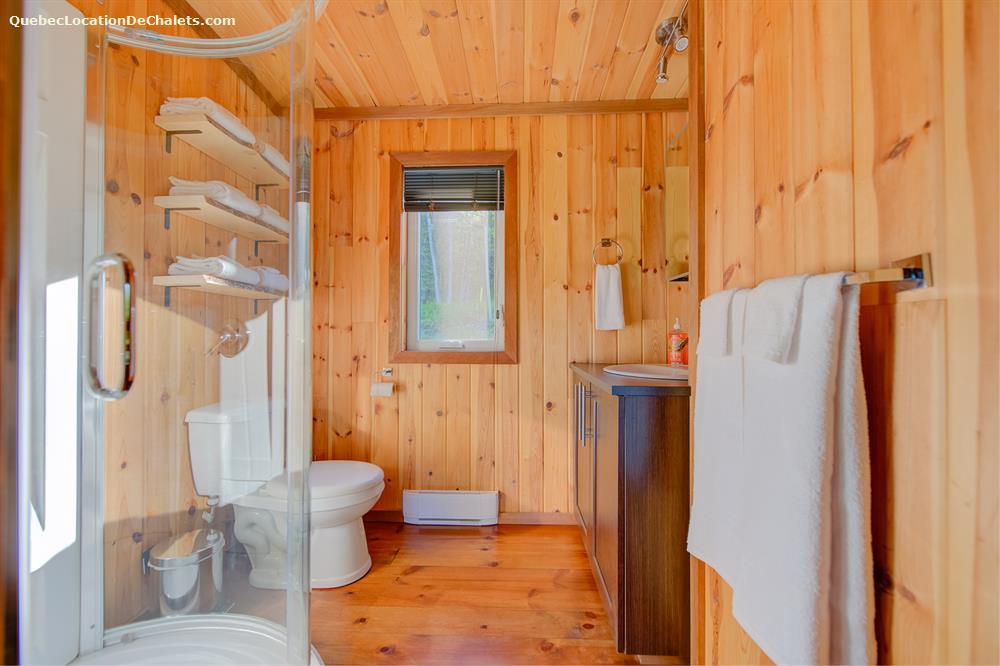 cottage rental Bas Saint-Laurent, Pohénégamook (pic-12)