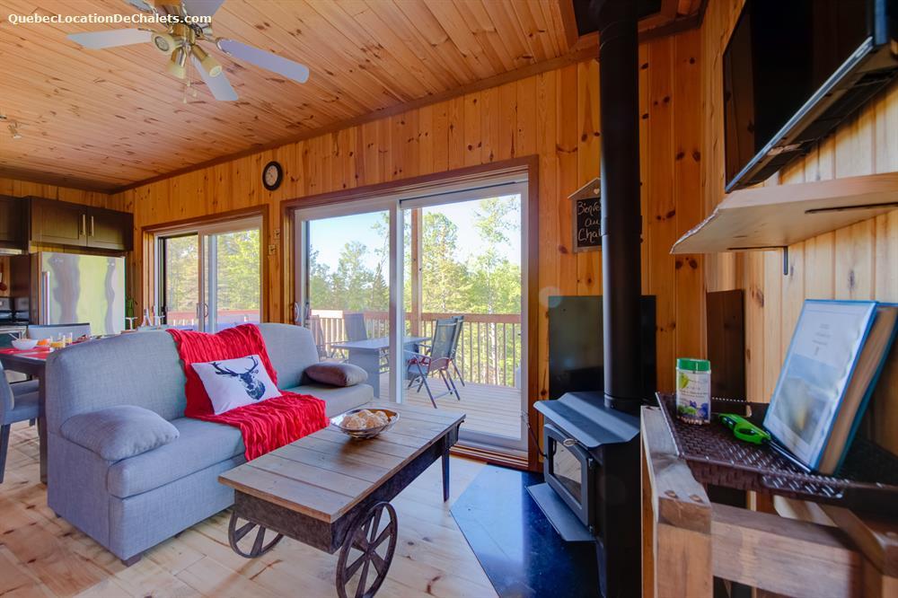 cottage rental Bas Saint-Laurent, Pohénégamook (pic-6)