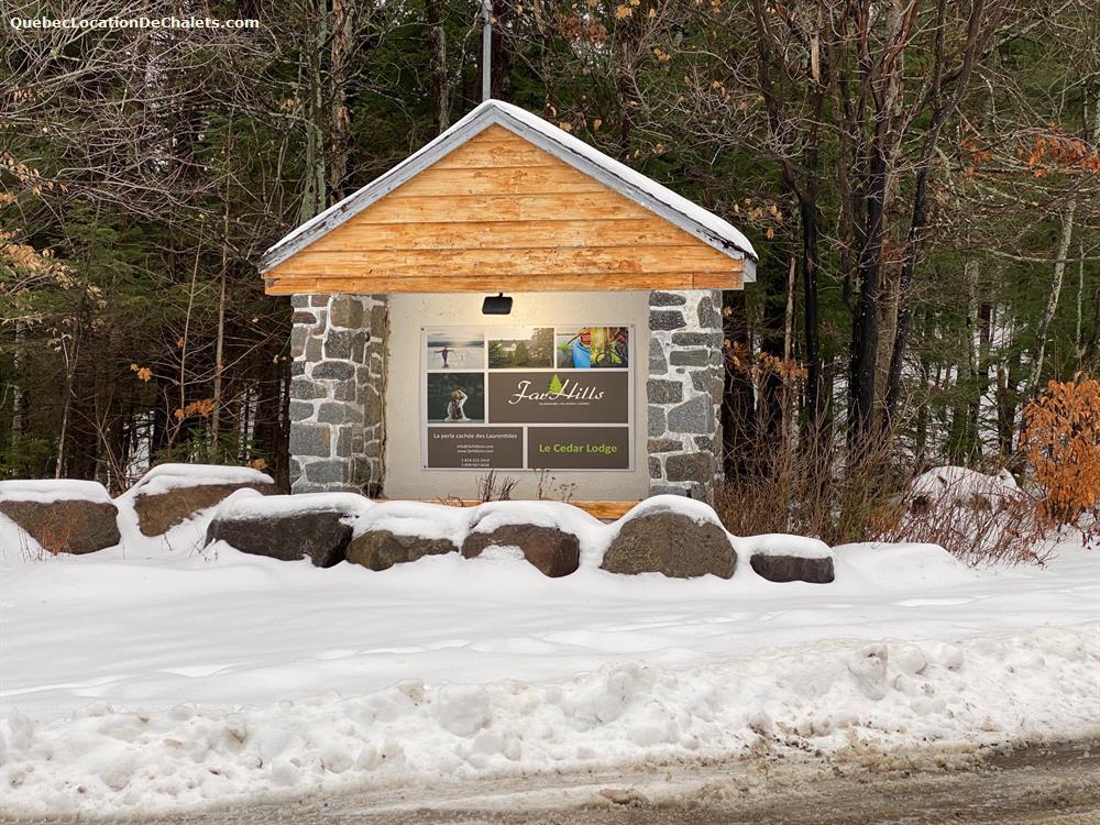 cottage rental Laurentides, Val-Morin (pic-1)