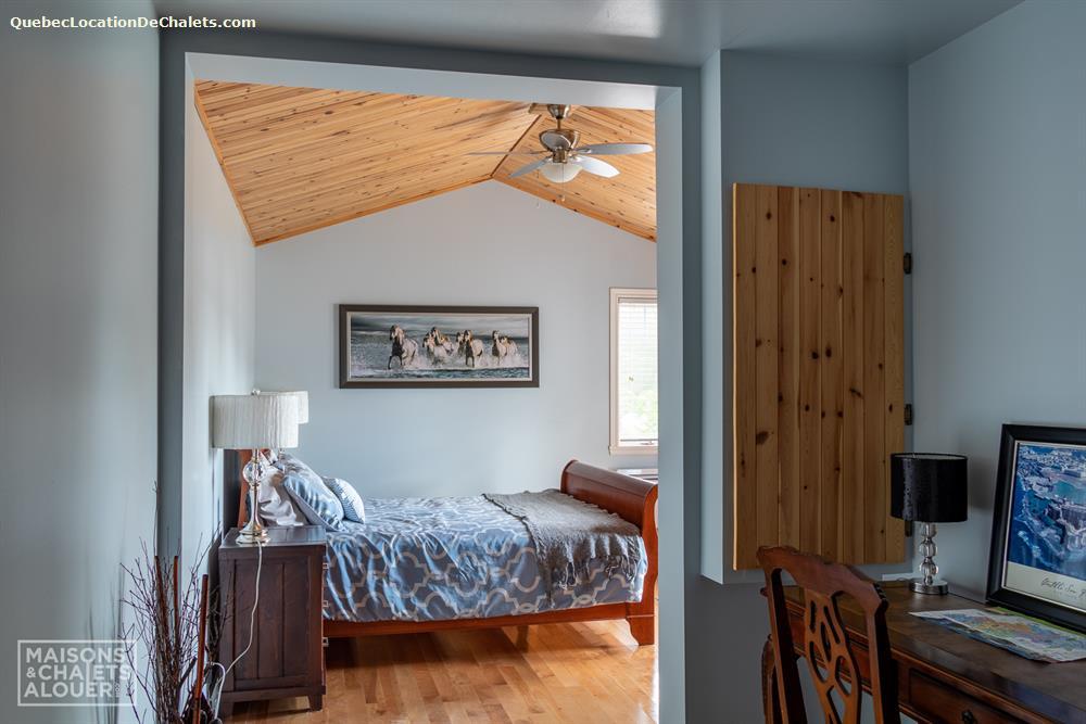 cottage rental Estrie/Cantons-de-l'est, Saint-Claude (pic-14)