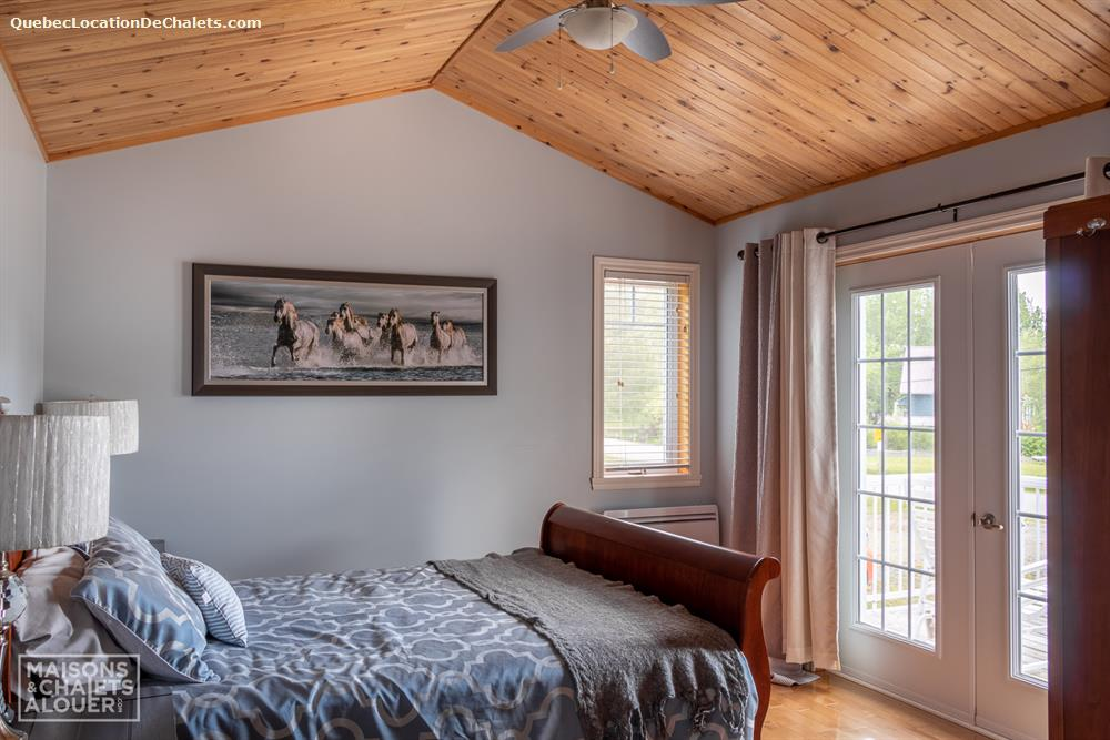 cottage rental Estrie/Cantons-de-l'est, Saint-Claude (pic-15)