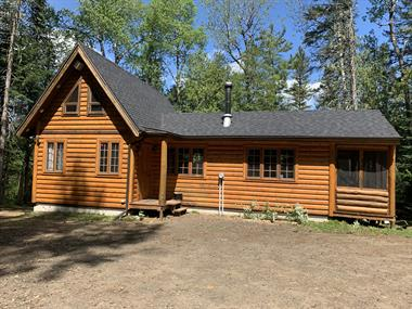 waterfront cottage rentals Trois-Rives, Mauricie