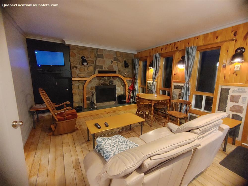 cottage rental Lanaudière, Saint-Zénon (pic-2)