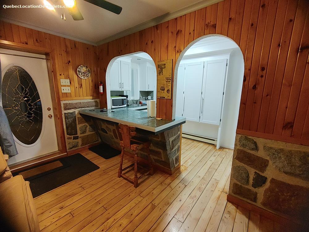 cottage rental Lanaudière, Saint-Zénon (pic-3)