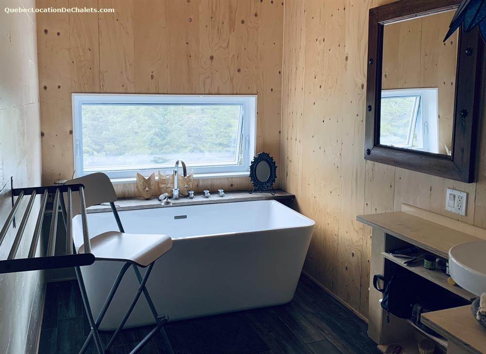 cottage rental Laurentides, Val-David (pic-14)