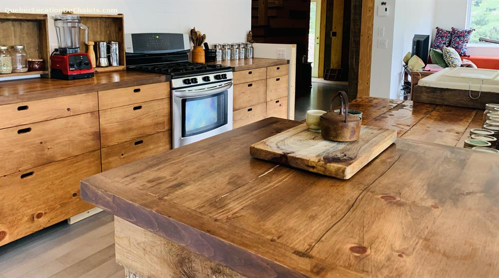cottage rental Laurentides, Val-David (pic-7)