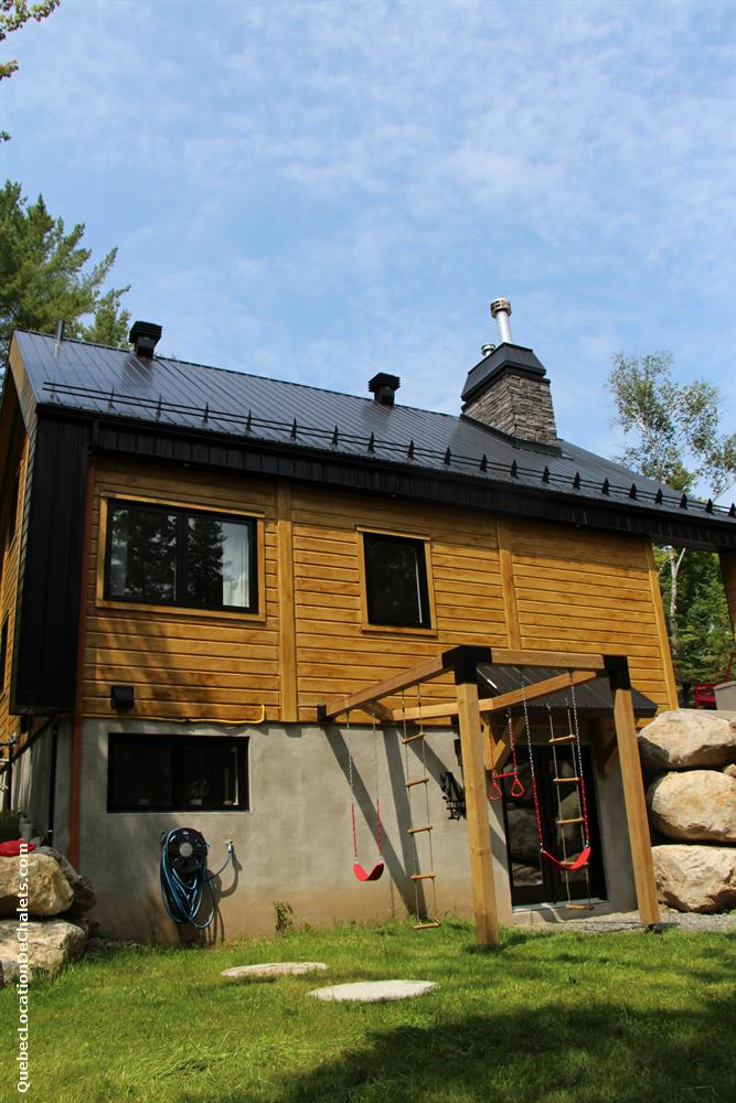 chalet à louer Lanaudière, Chertsey (pic-4)