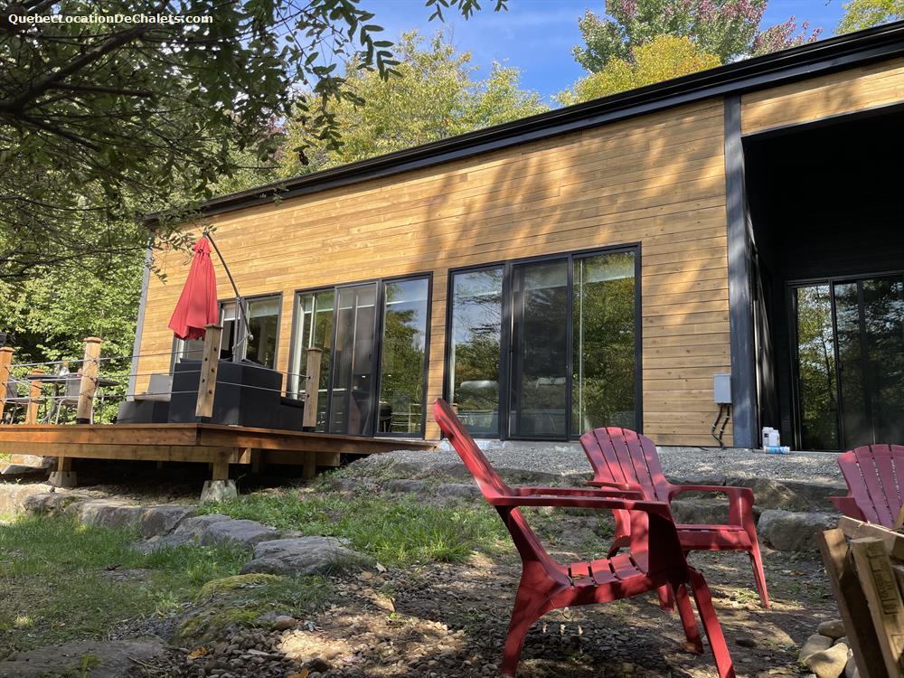 cottage rental Laurentides, Gore (pic-1)