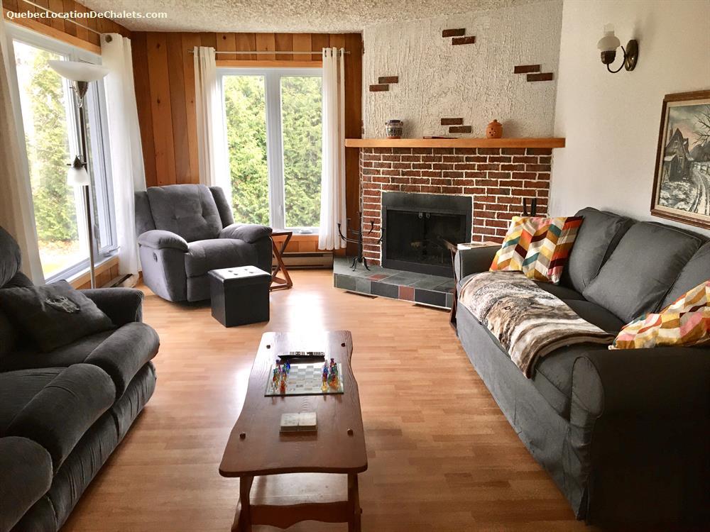 cottage rental Laurentides, Saint-Faustin-Lac-Carré (pic-2)