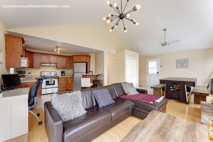 cottage rental Laurentides, Wentworth-Nord (pic-11)
