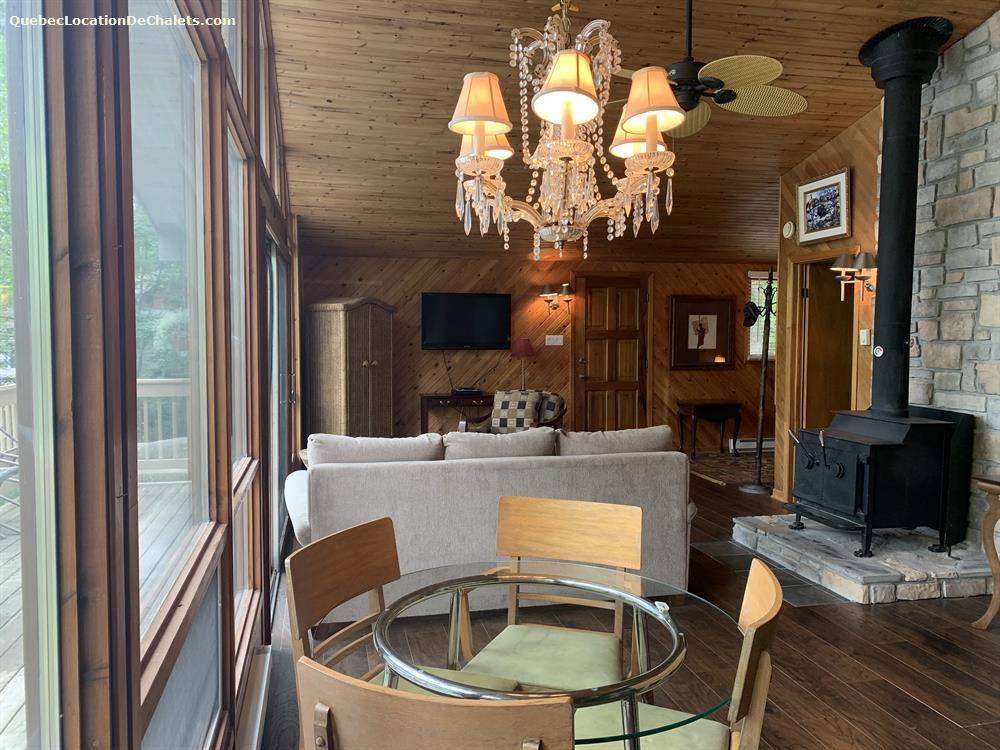 cottage rental Laurentides, Amherst (pic-16)