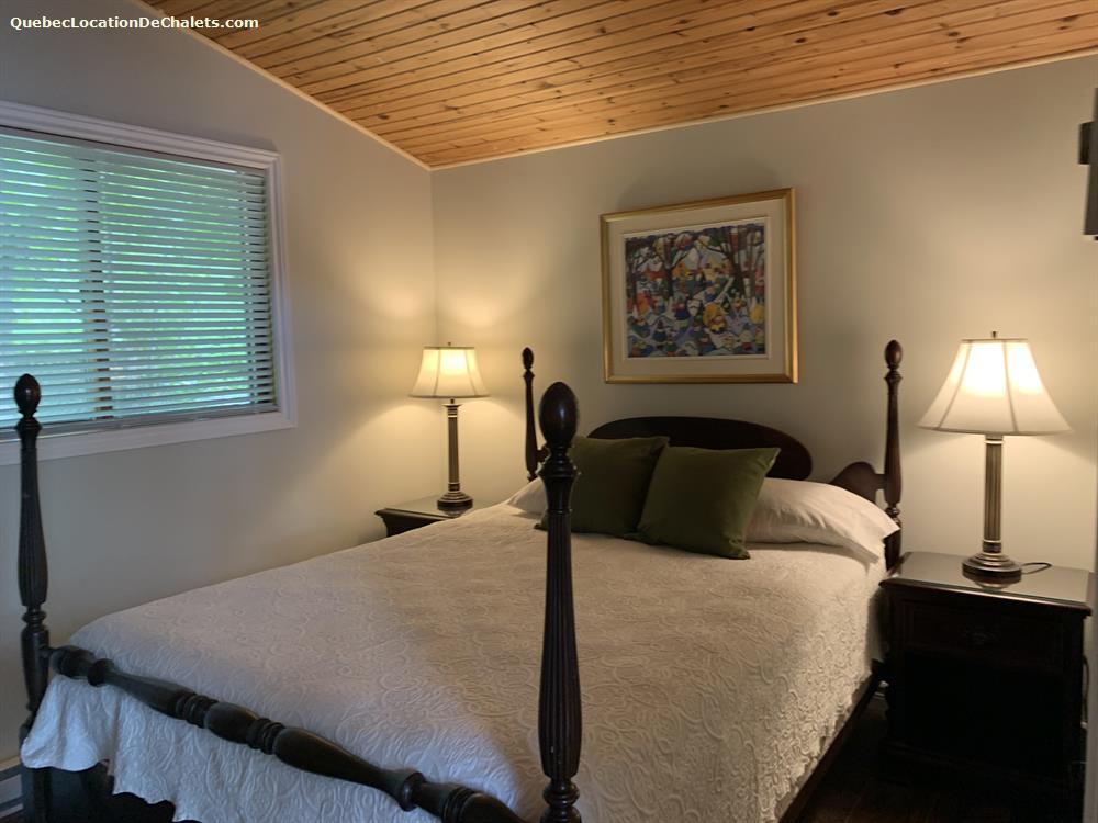 cottage rental Laurentides, Amherst (pic-18)
