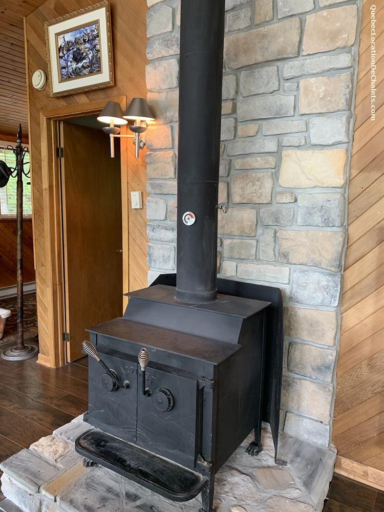 cottage rental Laurentides, Amherst (pic-10)