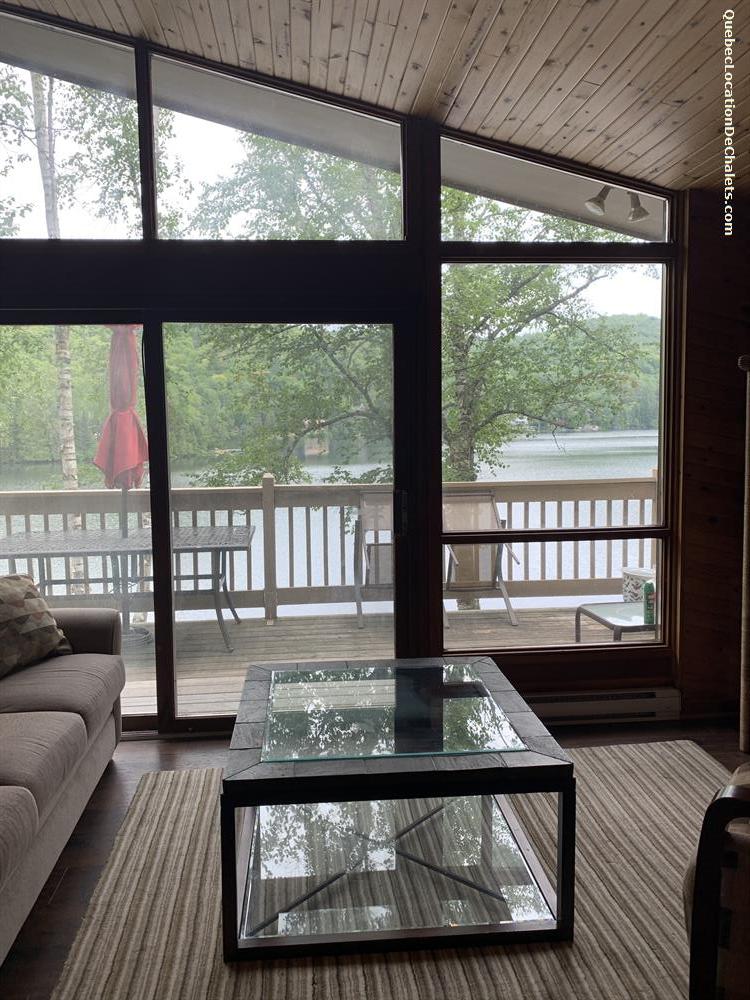 cottage rental Laurentides, Amherst (pic-13)