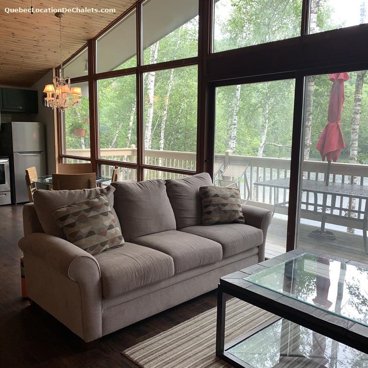 cottage rental Laurentides, Amherst (pic-14)