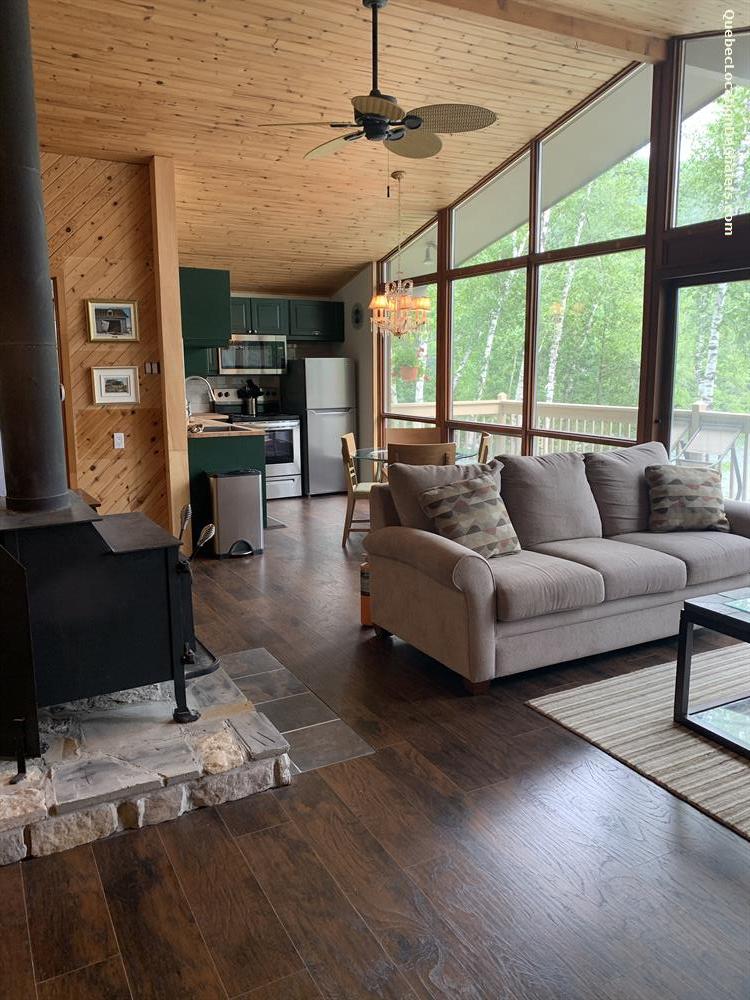 cottage rental Laurentides, Amherst (pic-11)