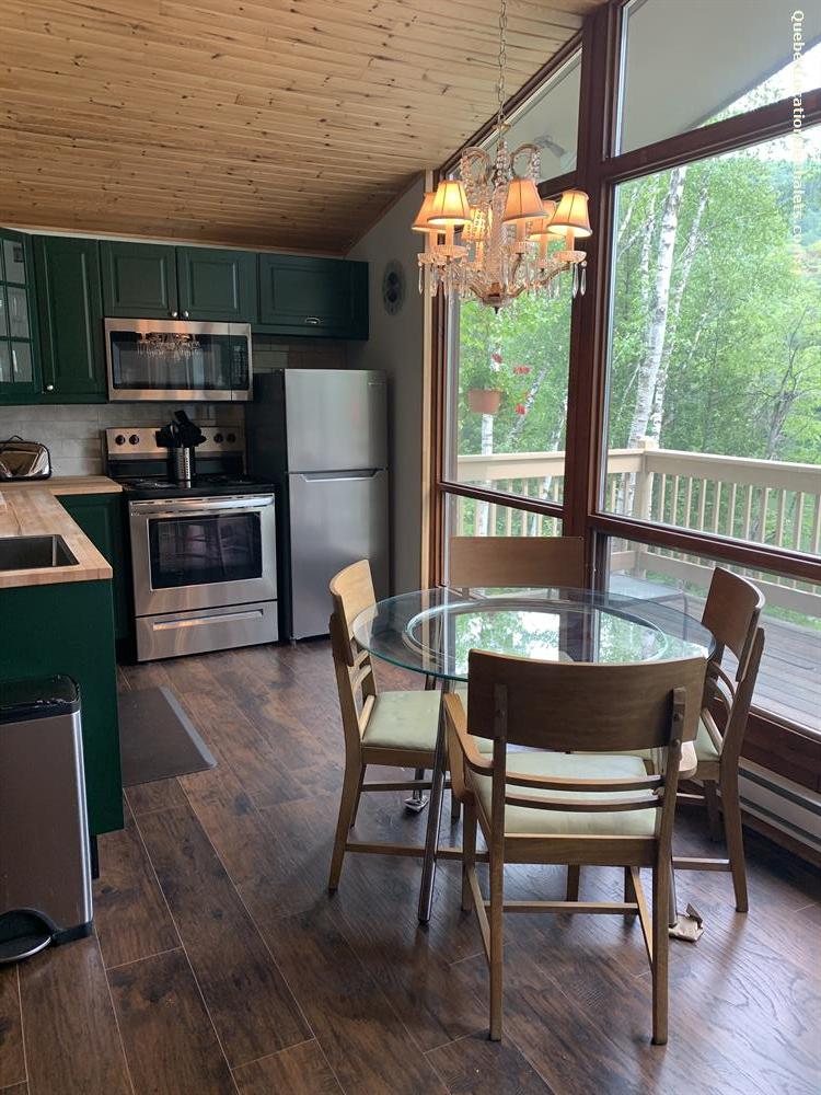 cottage rental Laurentides, Amherst (pic-12)