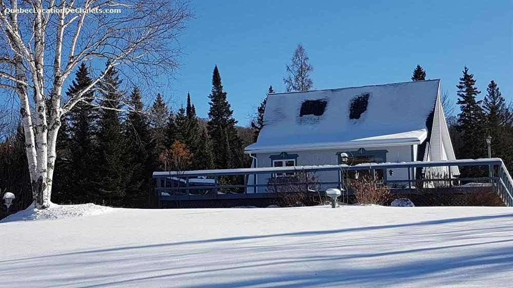 chalet à louer Laurentides, Lac-Supérieur (pic-2)