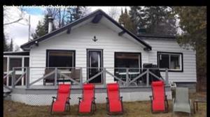 chalets ou condos de ski Kiamika, Laurentides