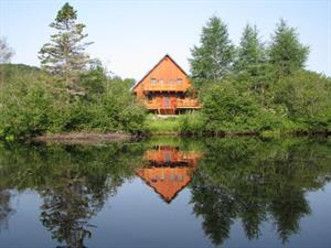 chalets à louer bord de l'eau Sainte-Marguerite-du-Lac-Masson, Laurentides