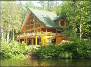 Cottage rental | Lanaudière - Cottage:1348