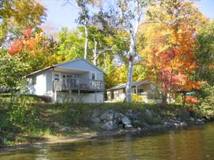 chalets à louer bord de l'eau Saint-Augustin-de-Desmaures, Québec