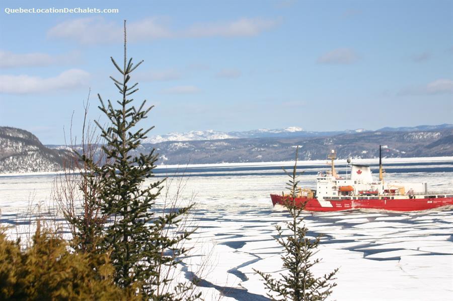 cottage rental Saguenay-Lac-St-Jean, La Baie (pic-17)