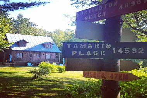 chalets ou condos de ski Mont-Sainte-Anne, Québec