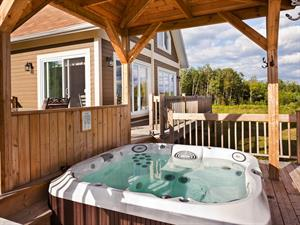 Cottage rental | Cottage PRE-29 with hot tub