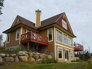 Cottage rental | Cottage BEA-42 with hot tub and view