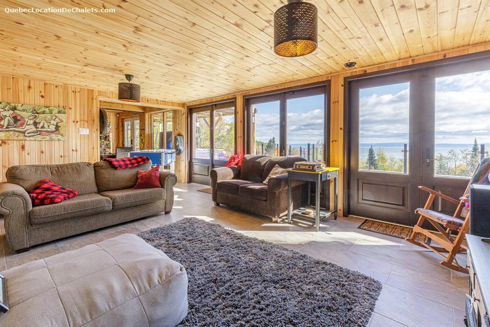 cottage rental Charlevoix, Petite-Rivière-Saint-François (pic-5)