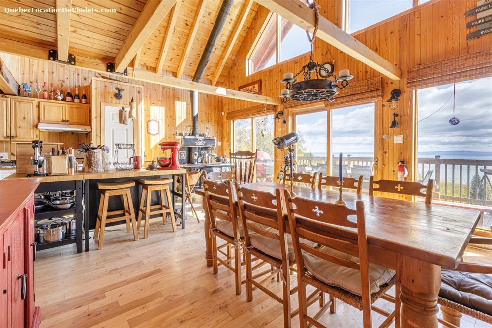 cottage rental Charlevoix, Petite-Rivière-Saint-François (pic-7)