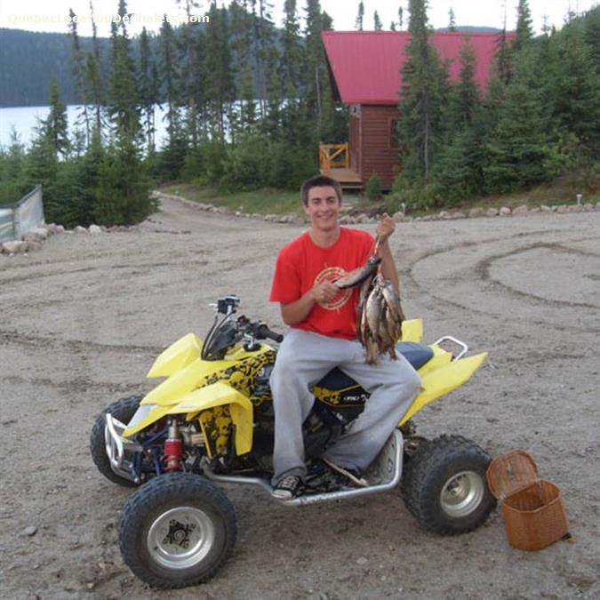 chalet à louer Saguenay-Lac-St-Jean, Saguenay (pic-16)