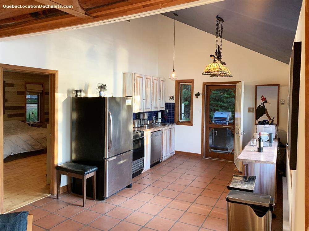 cottage rental Lanaudière, Saint-Donat (pic-8)
