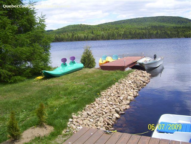 cottage rental Charlevoix, Saint-Tite-des-Caps (pic-3)