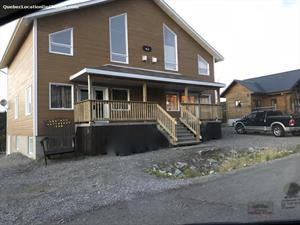 ski cottage rentals at the base of a mountain Saint-David-De-Falardeau, Saguenay-Lac-St-Jean