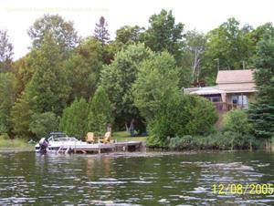 chalets à louer bord de l'eau Chertsey, Lanaudière