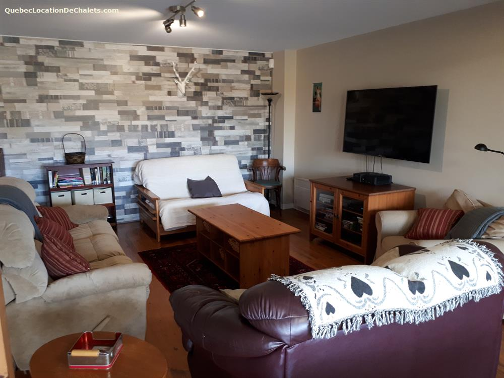 cottage rental Québec, Québec : Lac-Beauport (pic-7)