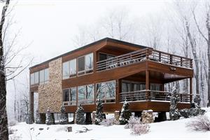 chalet avec spa La Conception, Laurentides