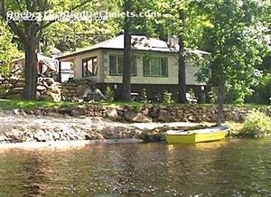Cottage rental | Lanaudière - Cottage:2021