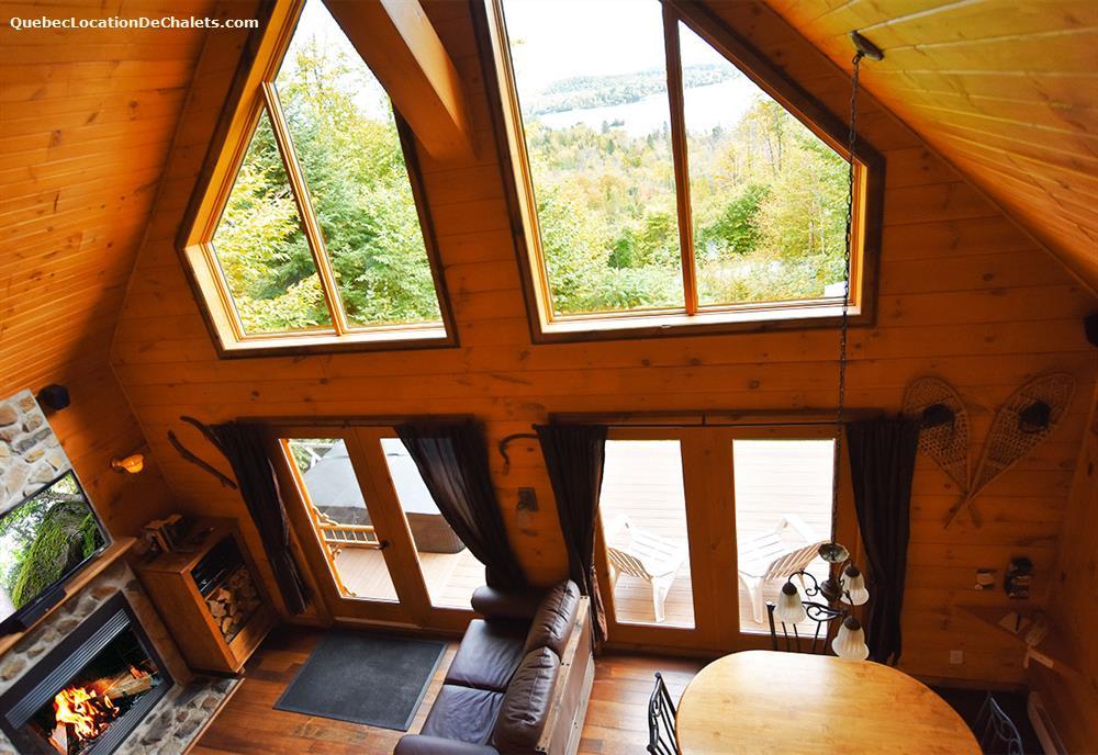 cottage rental Lanaudière, Entrelacs (pic-16)